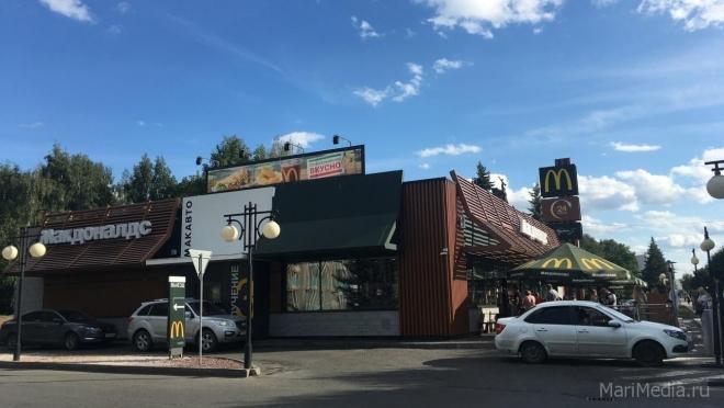 В Девятом микрорайоне появится Макдоналдс