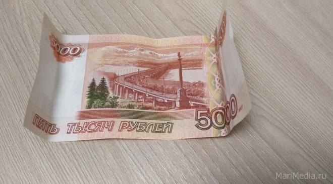 В Волжске с риэлтором расплатились фальшивой денежной купюрой