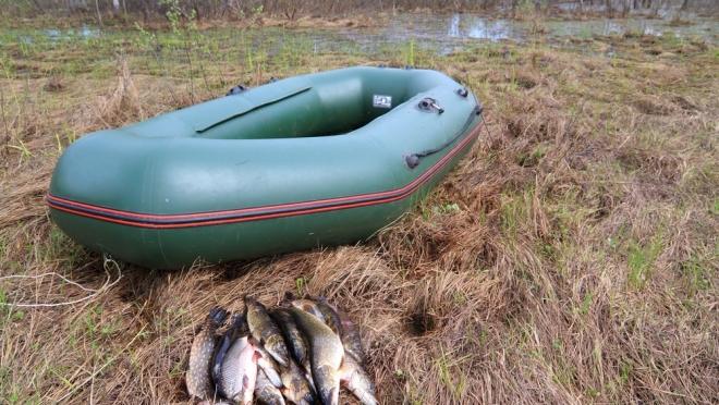 Рыболову-браконьеру 53 рыбки обошлись в кругленькую сумму