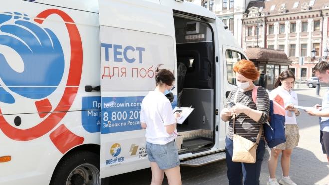 Мариэльцам предлагают пройти тест на ВИЧ