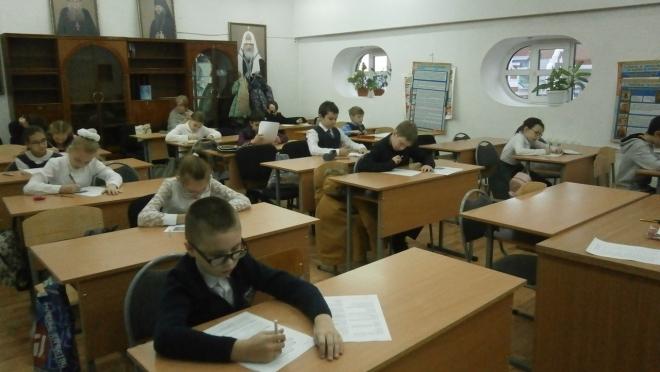 В Йошкар-Оле подвели итоги Олимпиады по Основам православной культуры