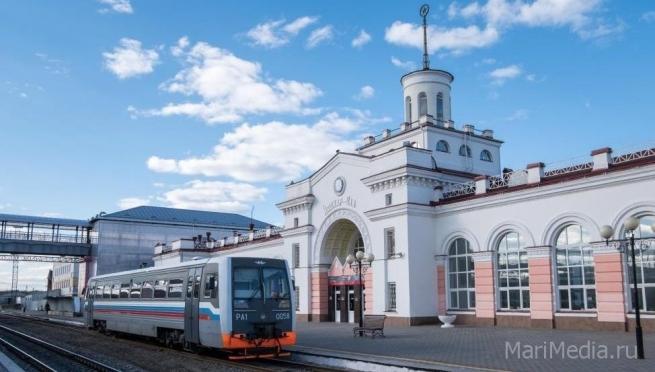 ФСБ проверила информацию о минировании вокзалов в Йошкар-Оле