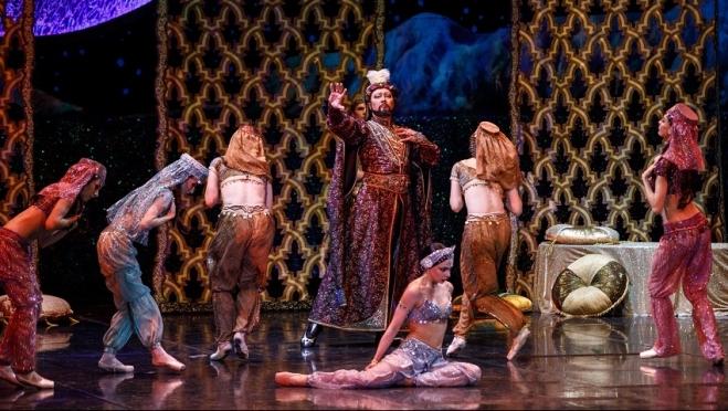 В Йошкар-Оле с успехом прошла премьера балета «Бахчисарайский фонтан»