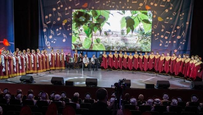 Пенсионеры из Марий Эл спели на московской сцене
