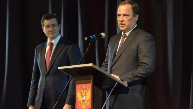 Игорь Комаров дал старт окружному фестивалю «Театральное Приволжье»
