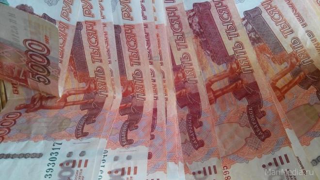 В Марий Эл за месяц суммарная задолженность по зарплате выросла на 49 тысяч