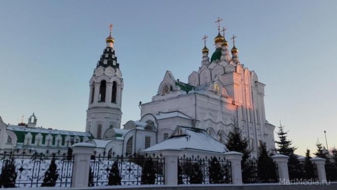 Мощи святителя Луки Крымского доставили в собор Воскресения Христова