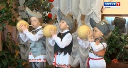 Детская передача «Шонанпыл» 15 04 2019