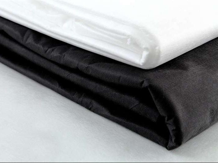 Укрывной материал, плотностью от 17 до 60 гр./кв.м. Черный(мульча)  -  60 гр./кв.м, ширина - 3,20м.