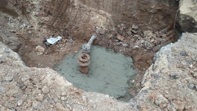 В Медведевском районе три населённых пункта остались без холодной воды