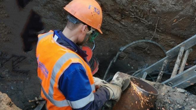 Газовики заменяют устаревшие газовые колодцы  на современное оборудование