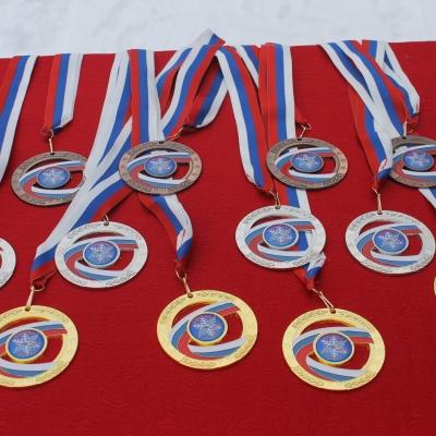 Республиканский этап IX Всероссийских зимних сельских спортивных игр