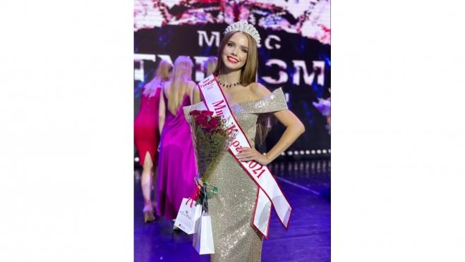 Йошкаролинка вошла в топ-5 красивых девушек в конкурсе «Мисс туризм России»