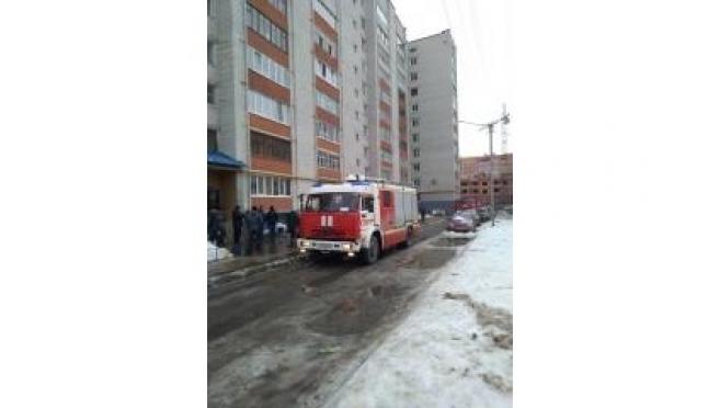 В Йошкар-Оле эвакуировали жильцов дома по улице Анникова