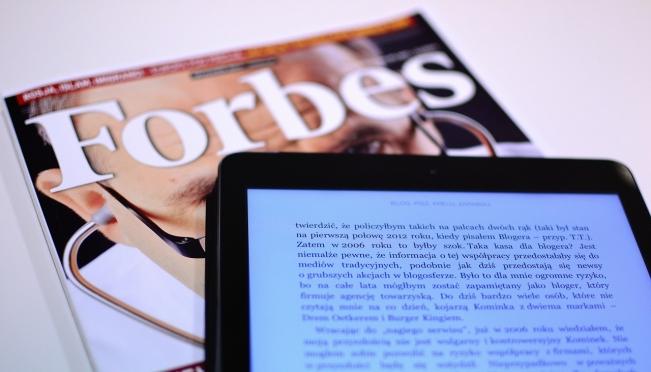 Жена первого зампредседателя правительства Башкирии оказалась в журнале Forbes