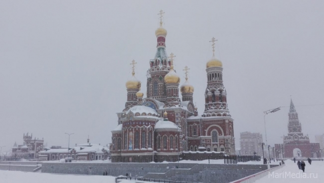 В кафедральный собор доставили частицы мощей блаженной Матроны Московской
