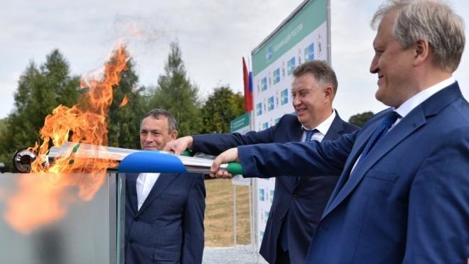 Пять деревень Республики Марий Эл подключены к газовым сетям