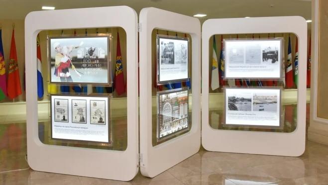 В Совете Федерации открылась фотовыставка к 100-летию Марий Эл