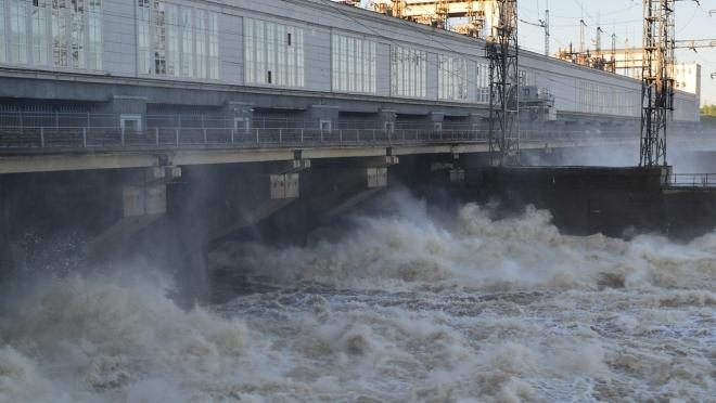 Почему обмелела Волга