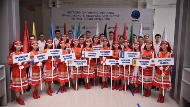 Студенты Марий Эл принимают участие в Интеллектуальной олимпиаде «IQ ПФО»