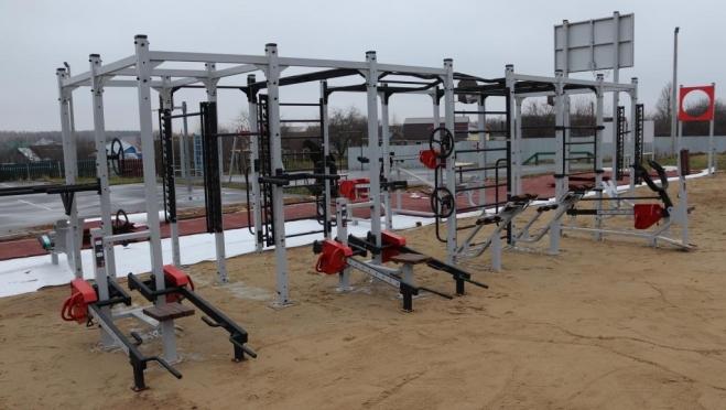 В Марий Эл до конца года появятся шесть специализированных спортивных площадок