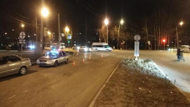 В Йошкар-Оле 11-летнего мальчика сбили на пешеходном переходе