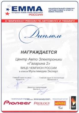 """ЦАЭ """"На Гагарина 2"""" вице-Чемпионы России 2007!"""
