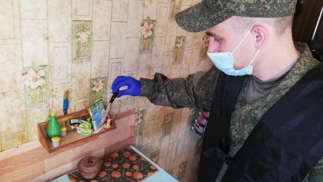 Жительница Звенигово зарезала сожителя 18+