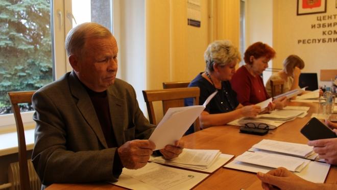 ЦИК обнаружила недостатки в документах для регистрации республиканских списков кандидатов