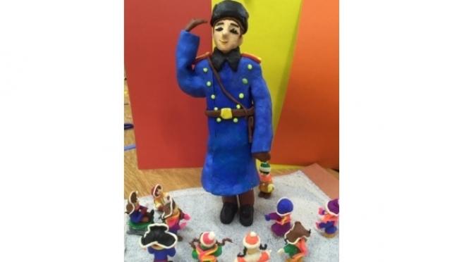 В Марий Эл стартовал творческий конкурс игрушек «Полицейский дядя Стёпа»