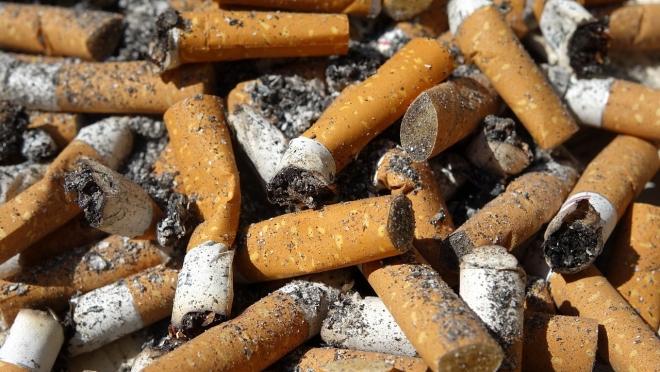 Экологический сбор хотят навязать производителям табачной продукции