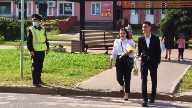 В Марий Эл начало нового учебного года прошло без нарушений общественного порядка