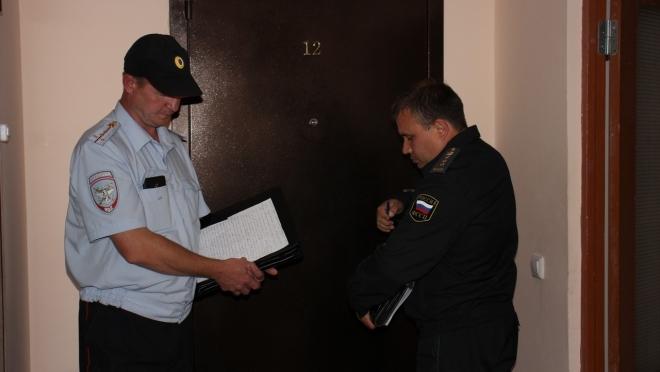 В Йошкар-Оле судебные приставы провели совместные рейды с налоговой службой и полицией