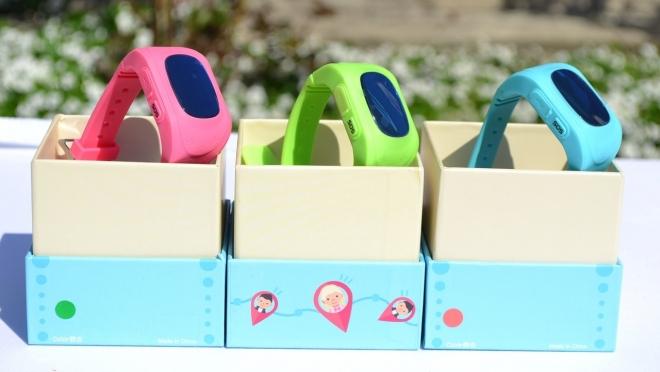 Детские наручные часы вместо автосигнализации