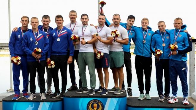 Гребец из Марий Эл завоевал «бронзу» международных соревнований