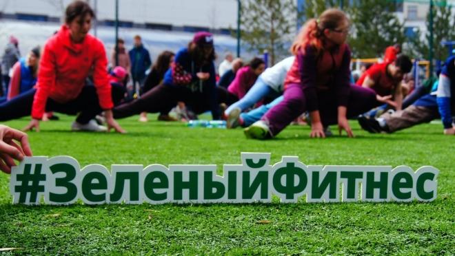Жителей Йошкар-Олы ждут бесплатные тренировки на свежем воздухе