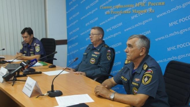 В ГУ МЧС России по Марий Эл обсудили главные опасности лета