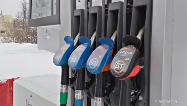 В Марий Эл самый дешёвый дизель в ПФО