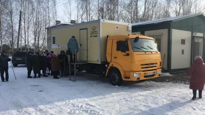 В Марково открылся новый ФАП