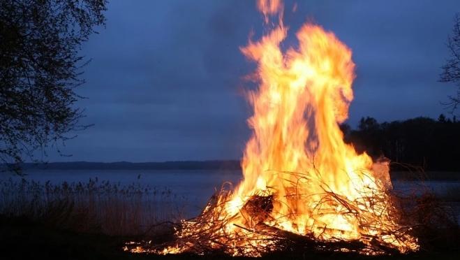 В Марий Эл за неделю больше всего пожаров случилось в Горномарийском районе