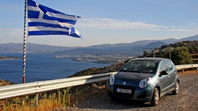 Прокат машины в Греции или как удобно передвигаться по Салоникам на арендованном авто