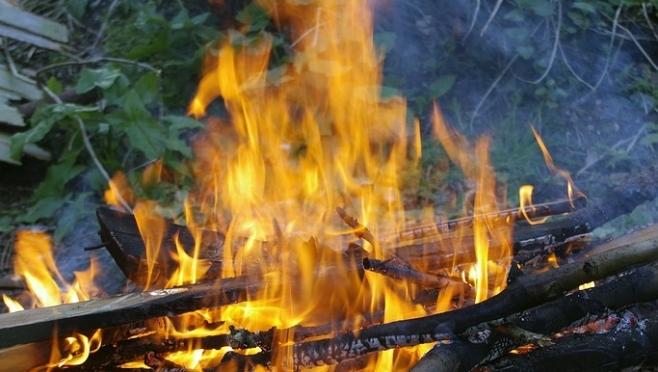 За возгорание на полигоне ТБО в Волжском районе предприятие заплатит 30 тысяч