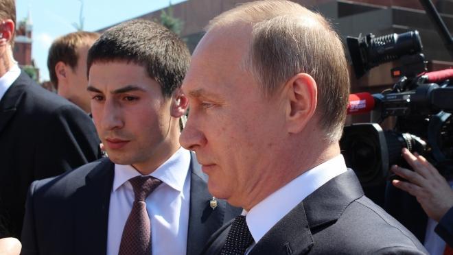 Владимир Путин прибыл в Набережные Челны