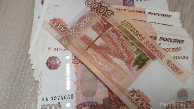 В Марий Эл задолженность по зарплате за месяц сократилась на 3 млн рублей
