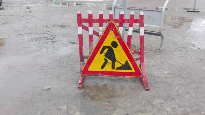 В Дубках ограничат движение по улице ГСБ