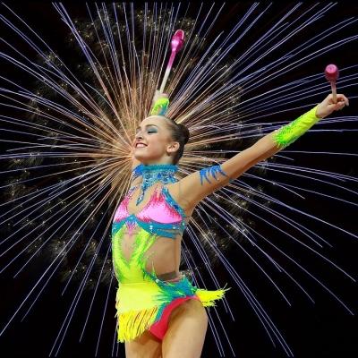 Открытое Первенство Республики Марий Эл по художественной гимнастике