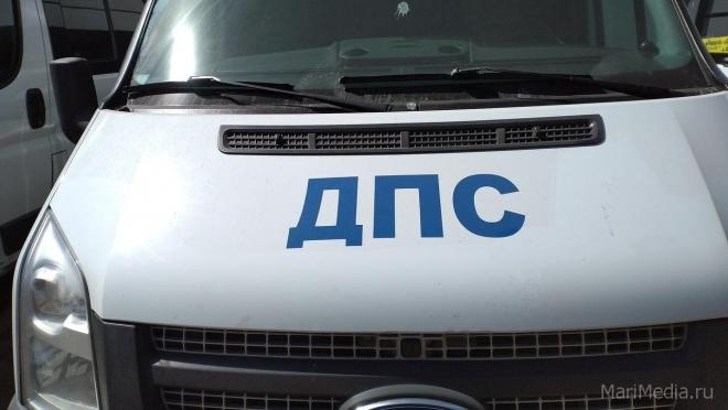 В Йошкар-Оле на улице Красноармейской сбили подростка и молодую женщину