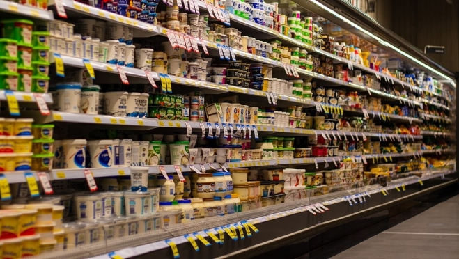 В России начали действовать новые правила продажи молочной продукции