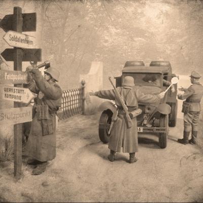 1939 год. Начало Второй мировой войны. Секретные документы дипломатии