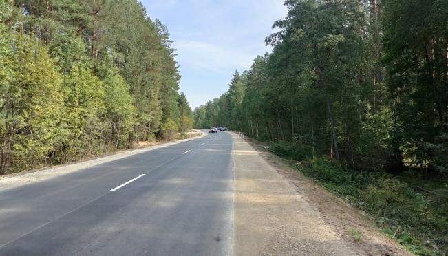 В Марий Эл завершился ремонт дороги «Морки – Уньжинский»